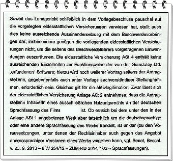 Abmahnungen Von Baumgartenbrandt Rechtsanwälte Seite 83